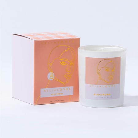 80 hr Alectrona Goddess Collection Candle
