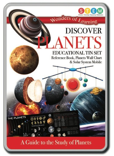 Discover Planets STEM Kit