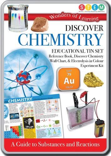 Discover Chemistry STEM Kit