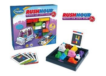 ThinkFun - Rush Hour Jr. Game