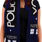 Dr Who - TARDIS Scarf