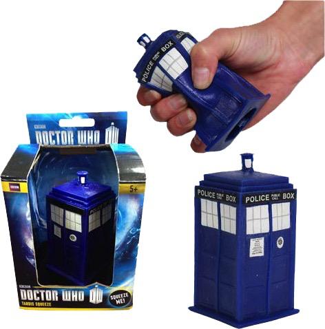 Dr Who - TARDIS Stress Toy