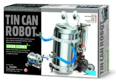 TIN CAN ROBOT: GREEN SCIENCE
