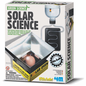 SOLAR SCIENCE: GREEN SCIENCE