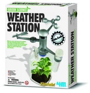 WEATHER STATION: GREEN SCIENCE