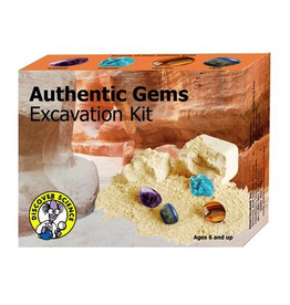 Australia Authentic Gems excavation kit