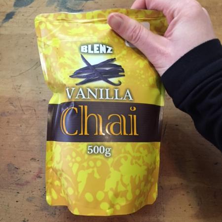Vanilla Chai 1kg - Blenz