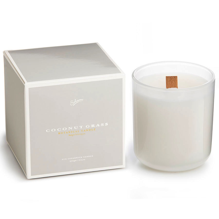 ECO CANDLE COCONUT GRASS
