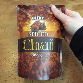 Spiced Chai 500g - Blenz