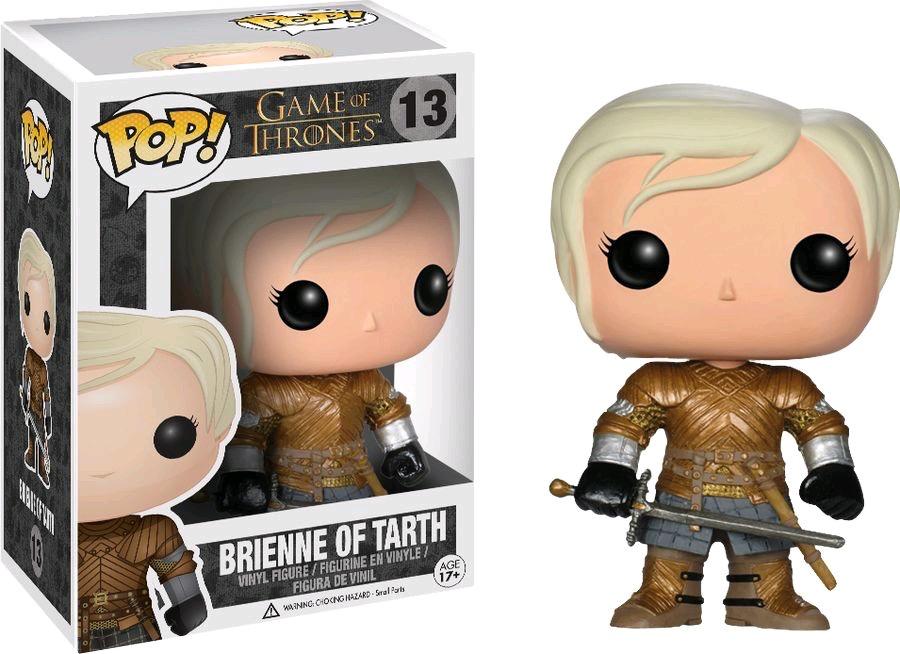 Game of Thrones - Brienne of Tarth Pop!