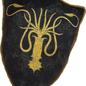 Game of Thrones - Greyjoy Sigil Throw Pillow