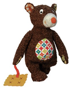 Baby Bear Toy