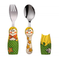EAT4FUN Duo Mermaid Cutlery Gift Set