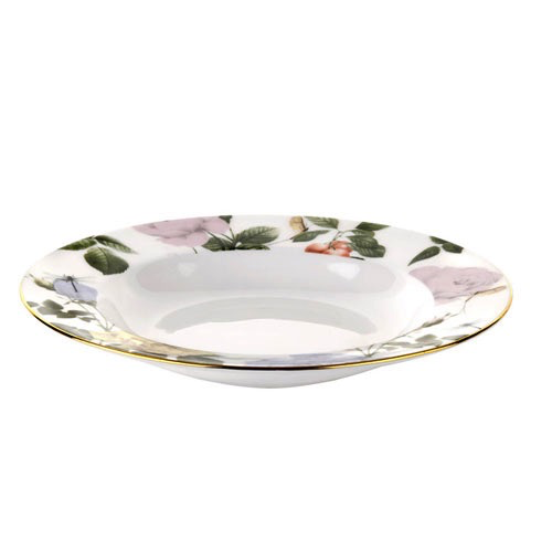"""Ted Baker 9"""" SOUP PLATE - EACH"""