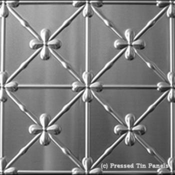 Pressed Tin Clover 1800x600