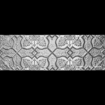 Pressed Tin Shield 1800x600