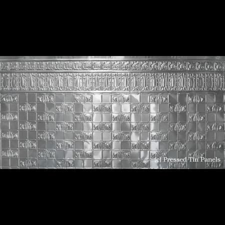 Pressed Tin Wall Panel 1800x900