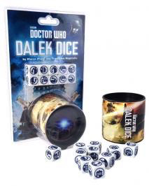 Dr Who - Dalek Dice Game