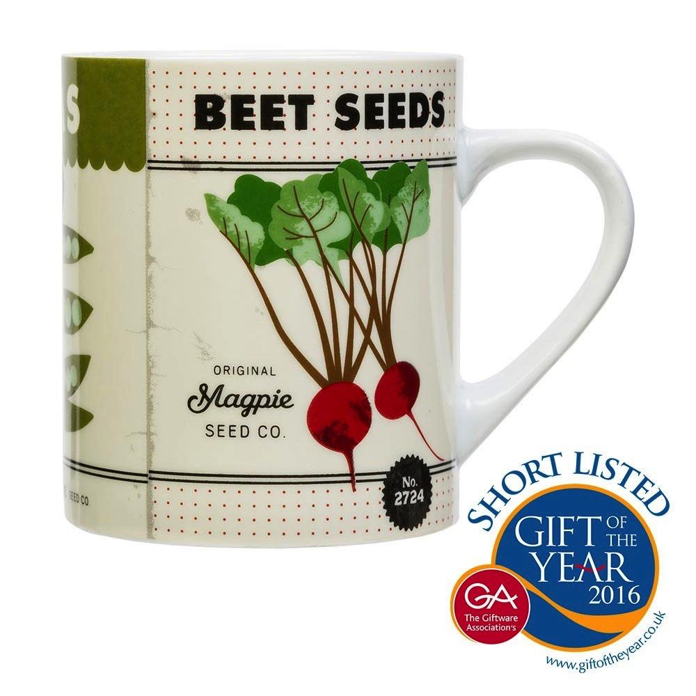 Roots & Shoots Big Mug - Spring