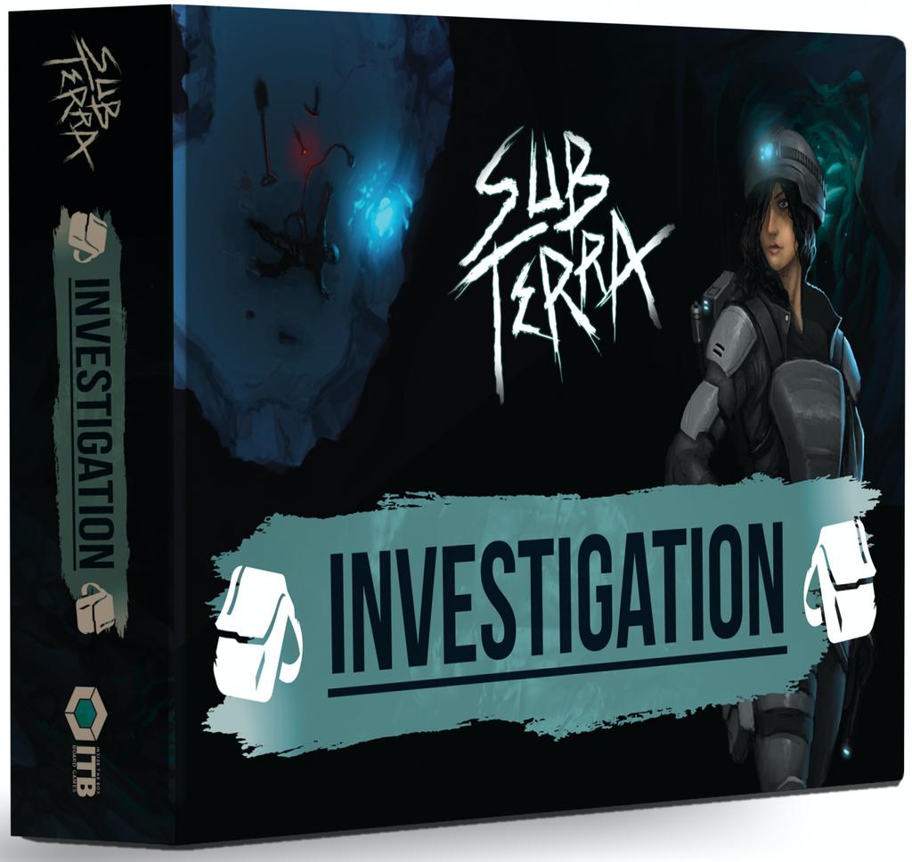 Sub Terra Investigation Expansion