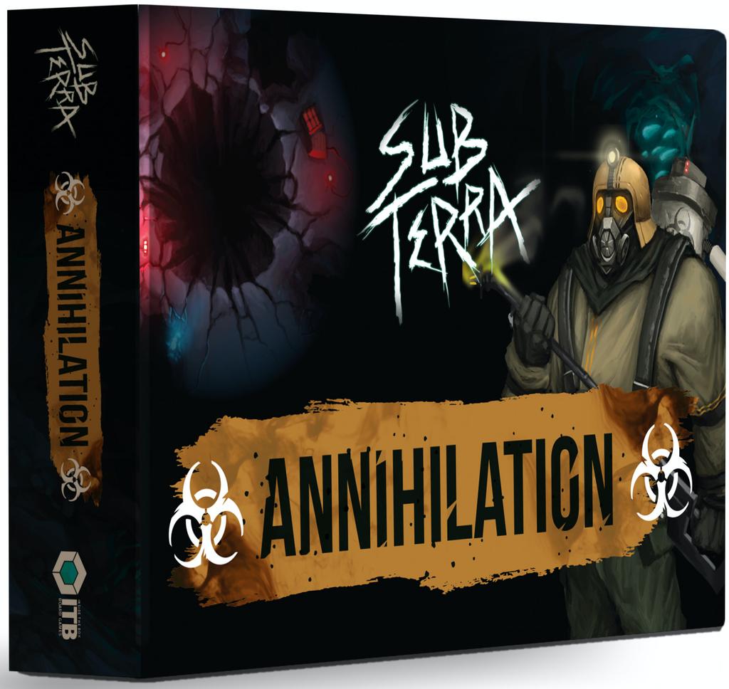Sub Terra Annihilation Expansion