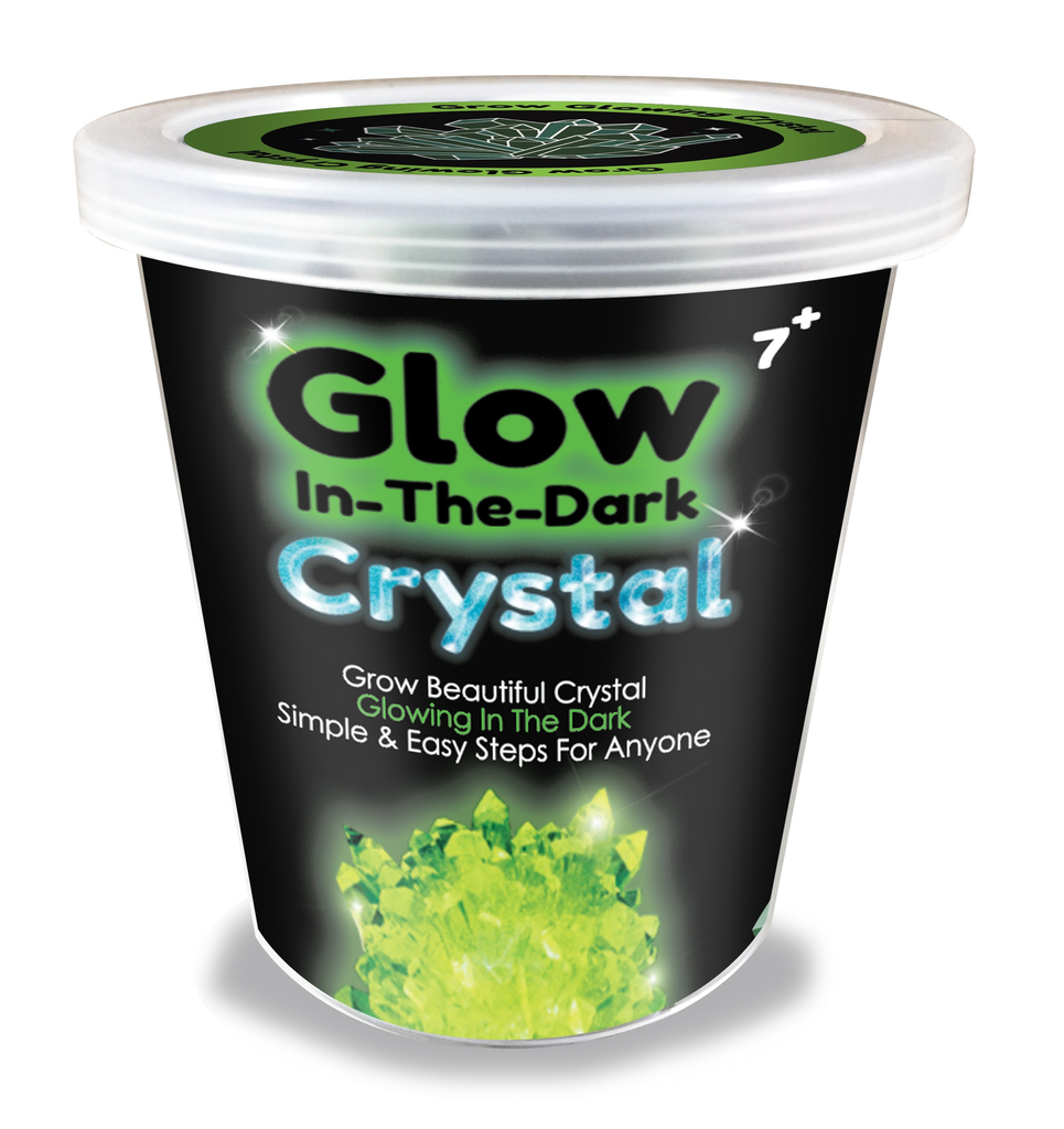 Glow in the Dark Crystal kit.