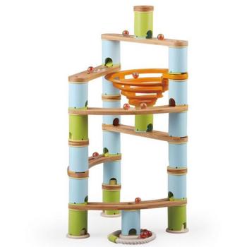 UDEAS - Bamboo Build & Run -Advanced Set Marble