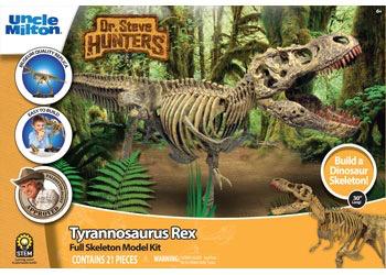 Dr Steve - T. Rex Model Skeleton