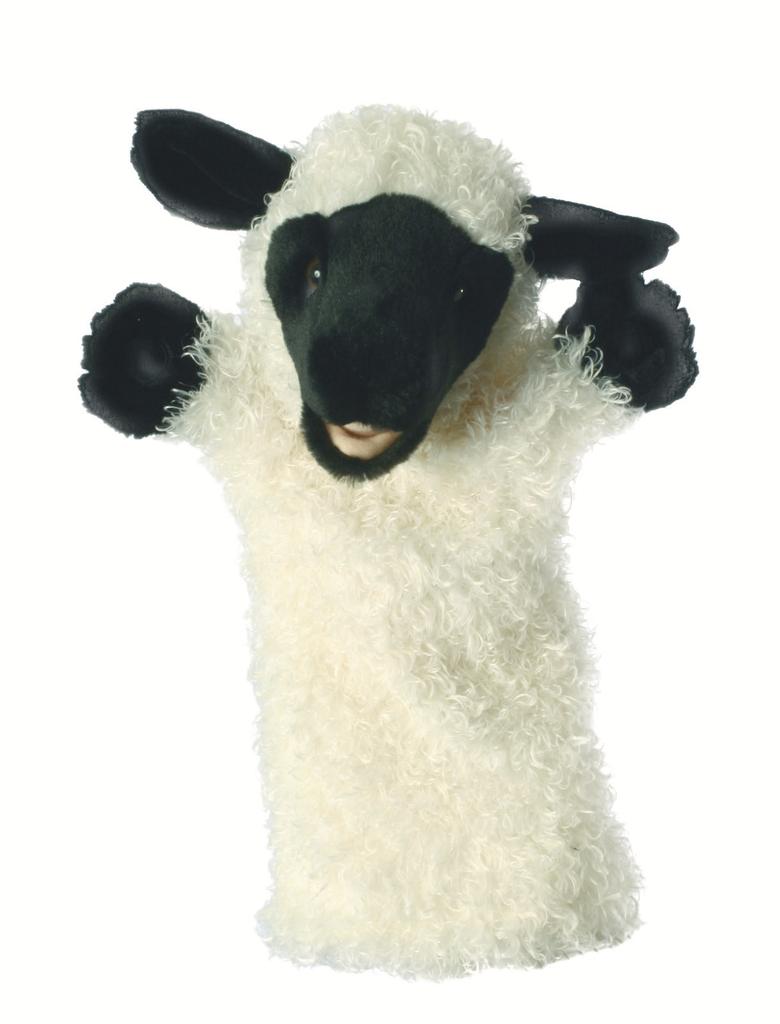 Sheep (White) - Long Sleeved H