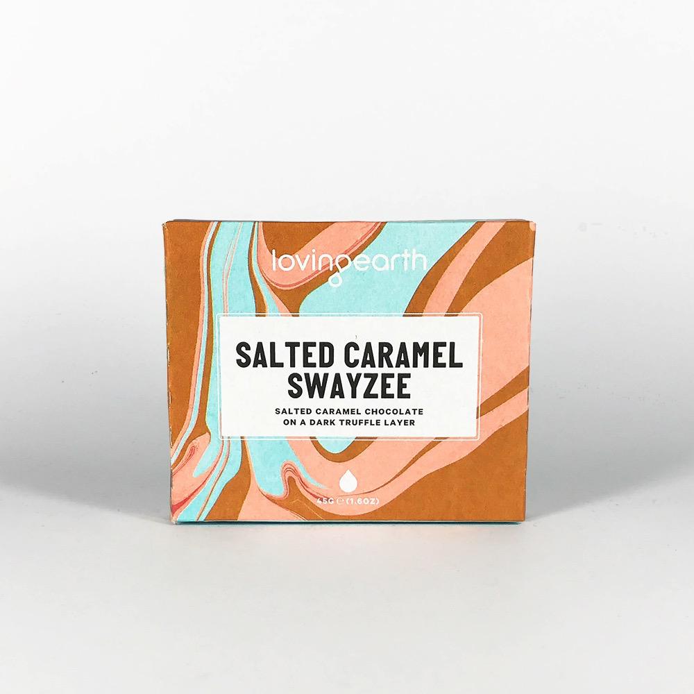 Salted Caramel Swayzee
