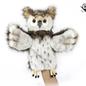 PUPPET OWL 34CM