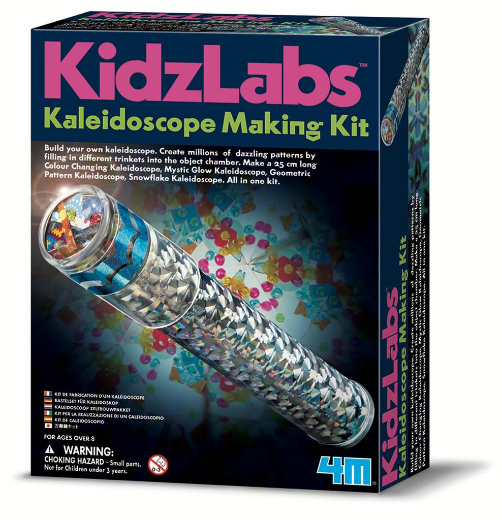 4M - Kaleidoscope Making Kit