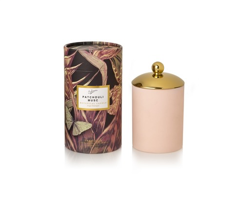Eco Candle Patchouli Musc
