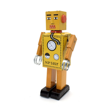LILLIPUT ROBOT - SPECIAL YELLOW