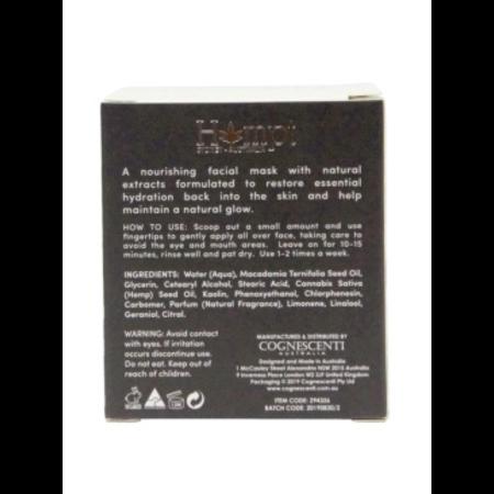 HEMPT 100G HEMP FACE MASK BOXED