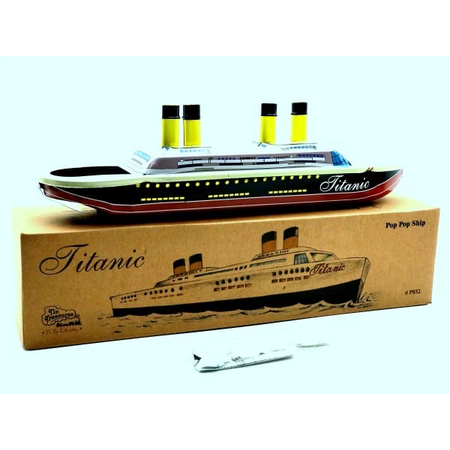 TITANIC STEAM BOAT