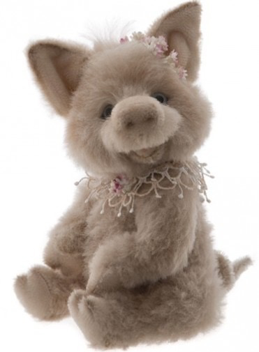Pinky - Charlie Bears Isabelle Collection 2020
