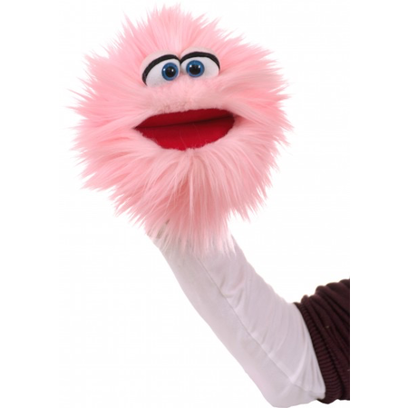 Plaudertante rosa Living Puppets QuatschkOppe
