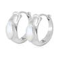 Lola Silver Moonstone Earrings