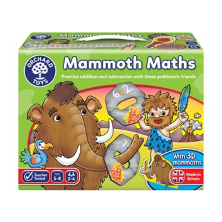 Orchard Game - Mammoth Maths