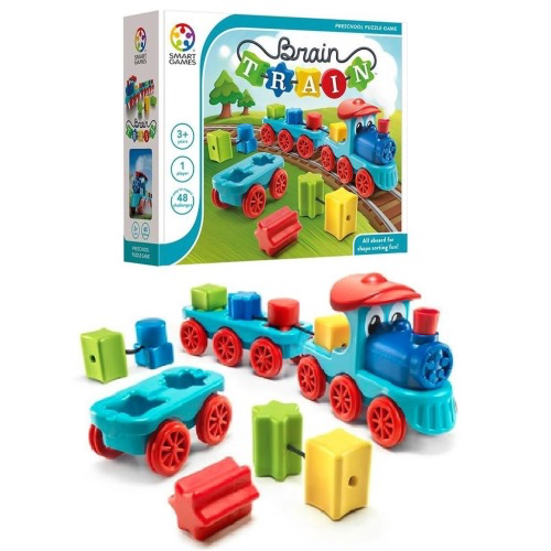 Brain Train - Smart Games