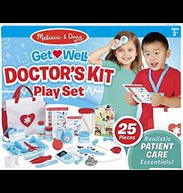 Australia M&D - Get Well Doctor's Kit Play Set
