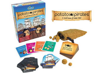 ThinkFun - Potato Pirates