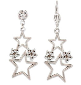 USA Reach For The Stars Earrings