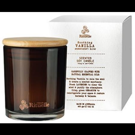 FL 400gm Candle Vanilla