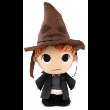 Harry Potter - Ron w/Sorting Hat SuperCute Plush