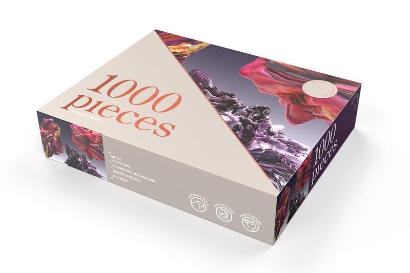 1000 Piece Puzzle - Strange Things
