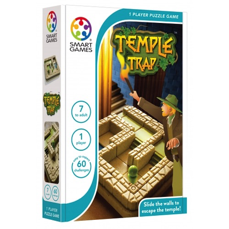 TEMPLE TRAP - SMART GAMES