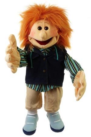 Phillip 65cm Living Puppet
