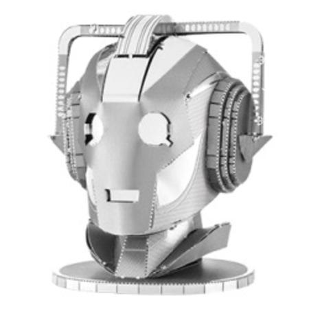 Metal Earth - Dr Who - Cyberman Head